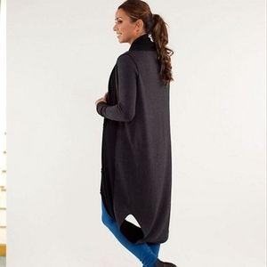 Lululemon Intuition Sweater Wrap multiwear options